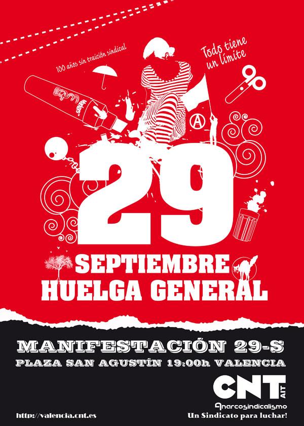 29S Huelga General