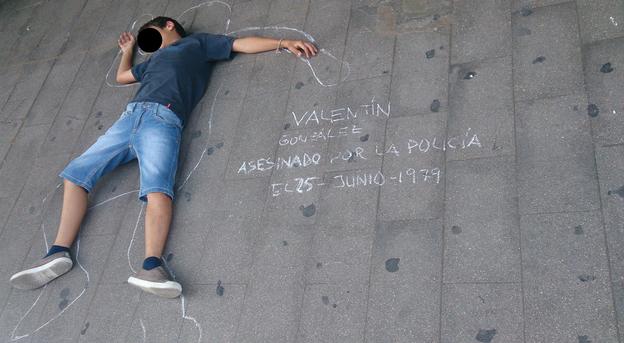 Concentración Valentín  4
