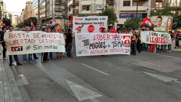 Isma y Miguel Libertad