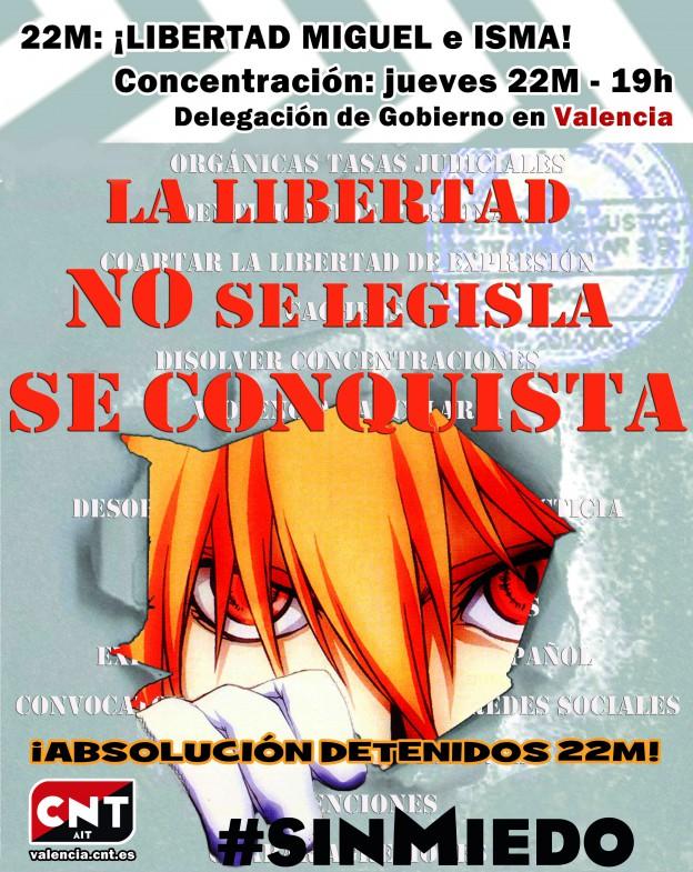 cartel-22-m-libertad-detenidos-vlc