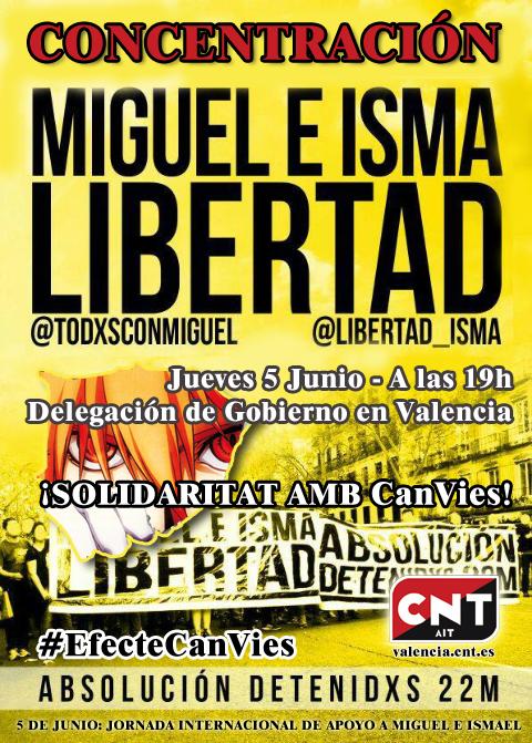 cartel-5J-solidadidad-miguel-isma-cnt-valencia-v2