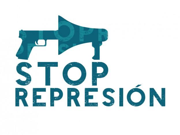 anti-represión