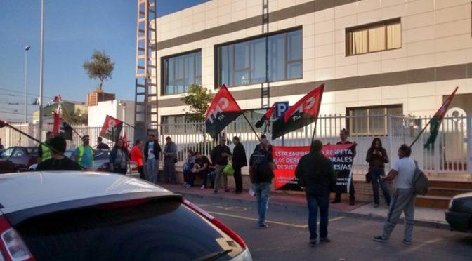 [12D] CNT convoca una manifestación en Almassora en solidaridad con los trabajadores y trabajadoras de Servicarne en la planta de Productos Florida