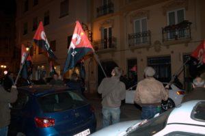 El TSJ de la Comunidad Valenciana confirma la readmisión de los despedidos de CNT en Extracciones Levante