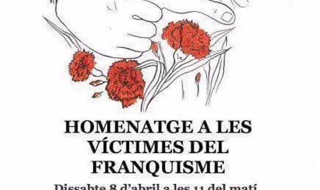 [8A] Homenatge a les víctimes del franquisme en el cementeri de València