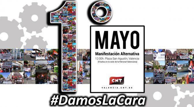 [1º de Mayo] Manifestación Alternativa en Valencia