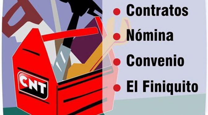 CNT-Valencia organiza un curso de Formación Laboral para su afiliación