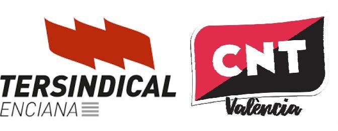 Comunicado unitario del sindicalismo combativo de València