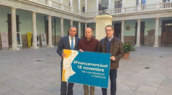 CNT Valencia no participará en la manifestación del 18N por la financiación