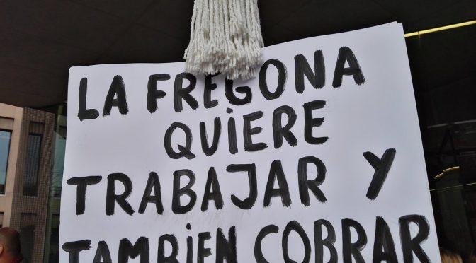 CNT denuncia el vergonzoso convenio firmado para la limpieza de edificios y locales en la provincia de València