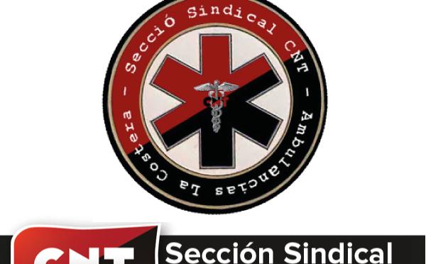 CNT se suma a la convocatoria de huelga indefinida de ambulancias en el País Valencià