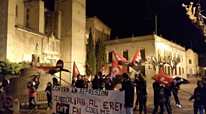 CNT València tumba el ERTE en Coelme Babel antes de la celebración del juicio