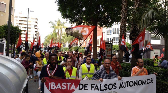 CNT denuncia a La Cope ante la Inspección por vulnerar el derecho de huelga