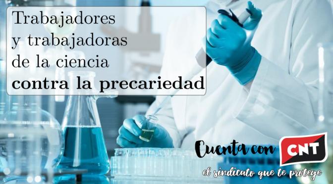 Crónica de la I Asamblea abierta del Sector Científico en València