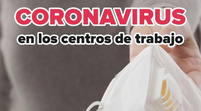 [Descarga] Guía de Prevención de Riesgos Laborales frente al COVID19