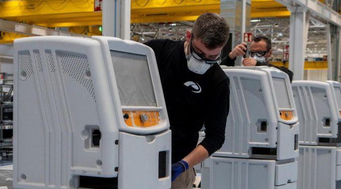 CNT advierte de un nuevo brote de COVID19 en Power Electronics de Lliria